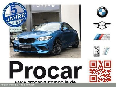 used BMW M2 Competition DKG M Driver''s Pack H/K DAB RFK