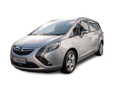 gebraucht Opel Zafira Tourer EDITION 1.4 7.SITZER FLEXFIX NAVI