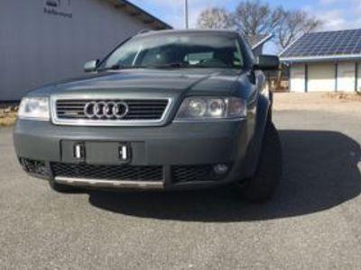 gebraucht Audi A6 4B C5 Allroad V6 TDI