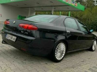 gebraucht Alfa Romeo 166 2.4JTD TÜV NEU!!