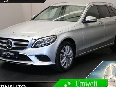gebraucht Mercedes C220 d T 4M Avantg.Autom.COMAND DISTR.LED RÃKa
