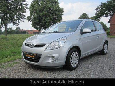 käytetty Hyundai i20 Edition+!*Tüv NEU*KLIMA*2Hd*63Tkm*