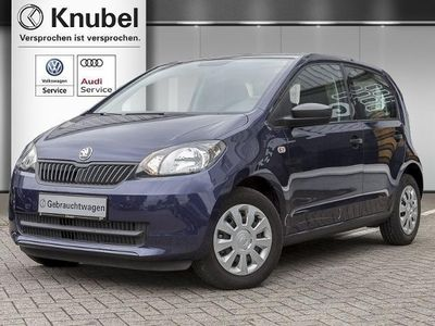 used Skoda Citigo 1.0 MPI Cool Edition Nav.vorb. Klima DAB+