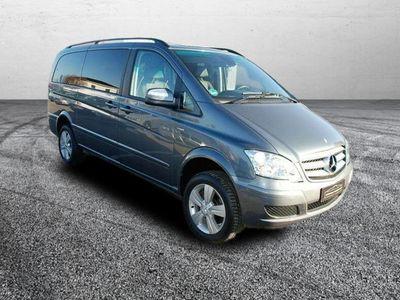 gebraucht Mercedes Viano 4Matic Ambiente-Ed.lang 3xDach Comand Xeno