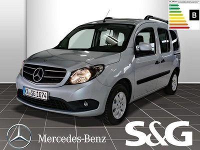 gebraucht Mercedes Citan 111 CDI Tourer EDITION Lang Navi RF-Kamera