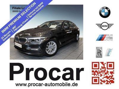 gebraucht BMW 540 i Limousine Navi Prof. Head-Up WLAN PDC Aut.