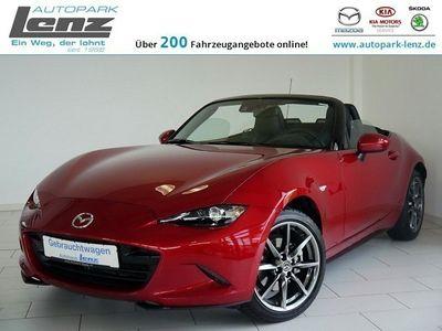 gebraucht Mazda MX5 R SKYACTIV-G 160 6GS AL-SPORTS Navi, Unfallfrei