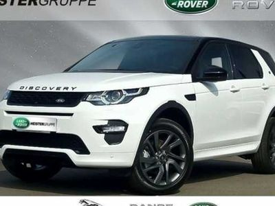 gebraucht Land Rover Discovery Sport TD4 HSE DYNAMIC *APPROVED*