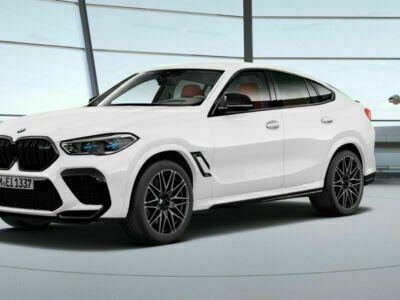gebraucht BMW X6 M COMPETITION/LaserL/POWER SUV mit 625PS als SUV/Geländewagen/Pickup in Heilbronn