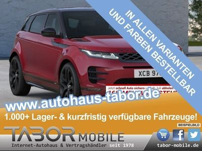 gebraucht Land Rover Range Rover evoque 2.0D150 AWD R-Dyn SE MY20 Nav