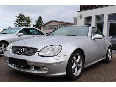 verkauft mercedes slk320 winter cabrio gebraucht 2000. Black Bedroom Furniture Sets. Home Design Ideas