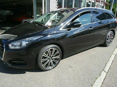 gebraucht Hyundai i40 Neu cw blue Premium / LEDER / XENON / NAVI