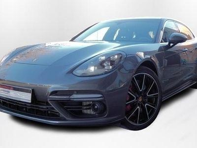 gebraucht Porsche Panamera Turbo Sport Turismo Matrix Massage