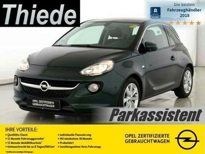 gebraucht Opel Adam 1.0T JAM ALU/KLIMA/TEMP./SHZ/LHZ