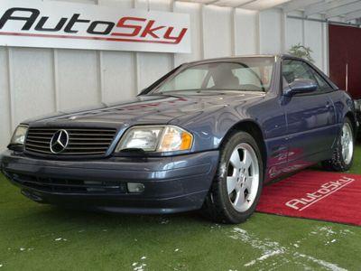 używany Mercedes SL500 Designo