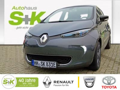 gebraucht Renault Zoe Life Z.E. 40 BOSE Edition *17 Zoll/Leder*