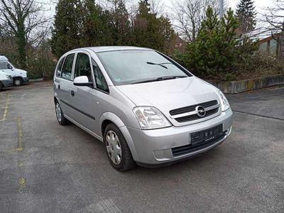 gebraucht Opel Meriva 1.6 16V Cosmo, Klima, AHK, Tüv abgelaufen