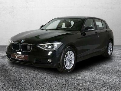 gebraucht BMW 120 d A 5-Türer Xenon Navi Sitzheiz. Lenkradh.