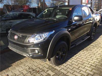gebraucht Fiat Fullback LX CROSS 5AT 4WD E6 / Leder / Navi / Xenon / AHK