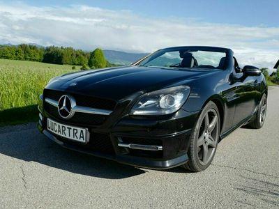gebraucht Mercedes SLK250 CDI AMG AIRSCARF AUTOMATIK NAVI PDC