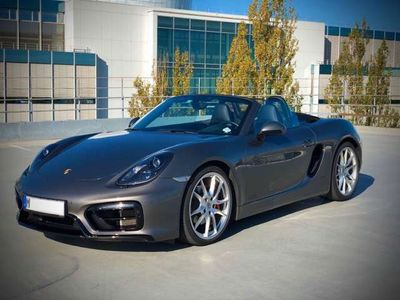 gebraucht Porsche Boxster GTS PDK