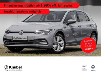 gebraucht VW Golf VIII Style 1.5 TSI*AHK*LED plus*Nav*ACC*PDC*Garantie