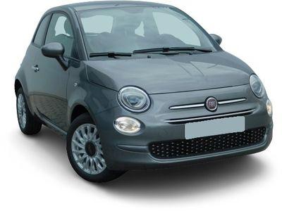 gebraucht Fiat 500 5001.0 GSE HYBRID LOUNGE 119€mtl. DAB PDC CARPLAY KLIMA