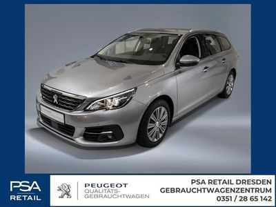 gebraucht Peugeot 308 SW BlueHDi 130 Allüren, Navi, SHZ