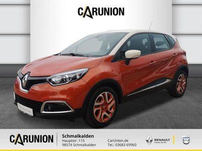 gebraucht Renault Captur Luxe TCe 120 EDC