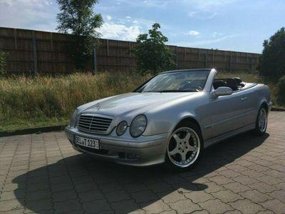 gebraucht Mercedes 230 CLK MercedesW208 Cabrio Liebhaber - ...