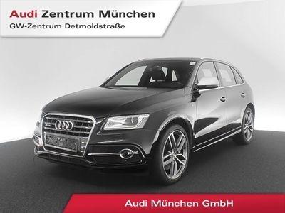 """gebraucht Audi SQ5 3.0 TDI qu. competition 21"""" Leder Navi Xenon PDCpl"""
