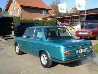 gebraucht BMW 2002 02ti tii türkies Bj 73