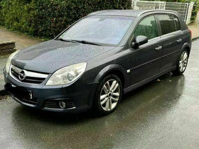 gebraucht Opel Signum 2.8 V6 Turbo Automatik Cosmo
