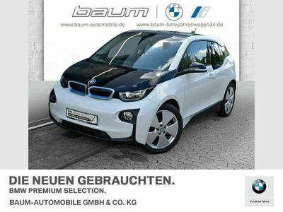 gebraucht BMW i3 94Ah REX Navi Prof. Tempomat Klimaaut. Shz Neu