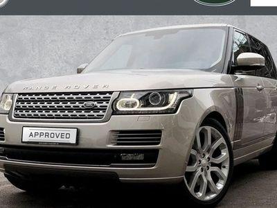 gebraucht Land Rover Range Rover SDV8 Autobiography