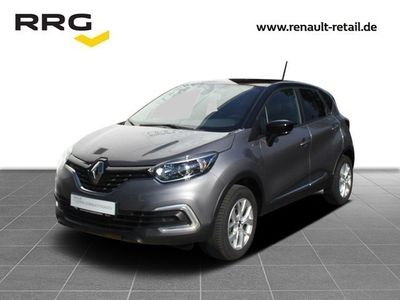 gebraucht Renault Captur LIMITED DELUXE TCe 130