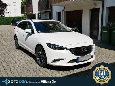 used Mazda 6 2.2 CD*LED*SHZ*Kamera*Navi*Temp.*FSA*e. Sitz*