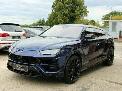 gebraucht Lamborghini Urus 4.0 V8 ADAS Head Up Panorama Carbon