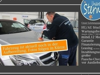 gebraucht Mercedes GLK220 BlueTEC 4MATIC Navi/Autom./Sportpaket/BC Klima