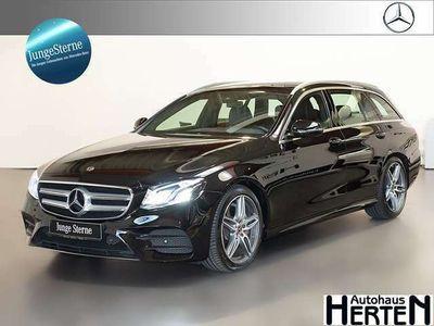 gebraucht Mercedes E220 d AMG Line PSD MULTIBEAM Wildescreen