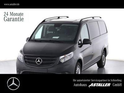 gebraucht Mercedes Vito 116 BT Lang Tourer Pro Navi+PTS+AHK+2xKlima
