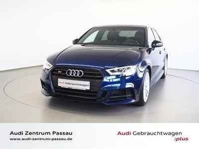 gebraucht Audi S3 Limousine 2.0 TFSI quattro S tro./LED/NAVI+/virt. Cock./PDC/GRA/SHZ
