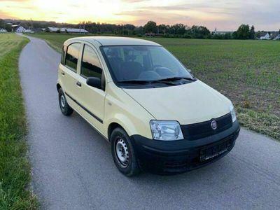 gebraucht Fiat Panda 169 1,1 Liter 54 PS HU 02/23