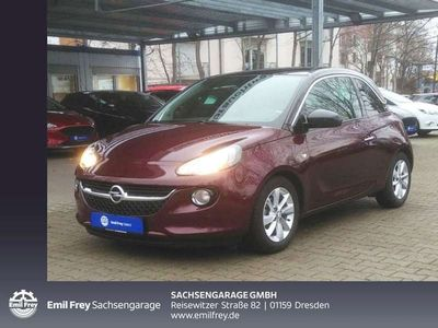gebraucht Opel Adam 1.4 Glam Sitzhzg. v. Sicht-Paket Parkassi