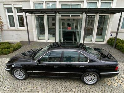 gebraucht BMW 728 i Xenon,Leder,Scheckheft TOP Wie eine Perle