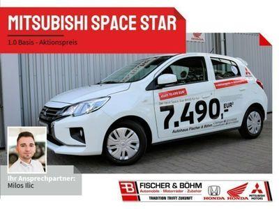 gebraucht Mitsubishi Space Star 1.0 Basis - Aus der TV-Werbung