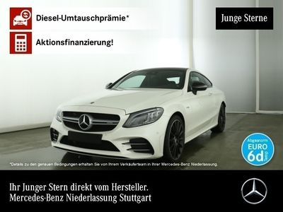 gebraucht Mercedes C43 AMG AMG Cp. 4M Perf-Abgas Pano Multibeam COMAND