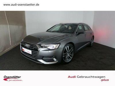 gebraucht Audi A6 Avant 45 TDI qu/S-Line/Matrix/B&O/Assistenz/Virtual