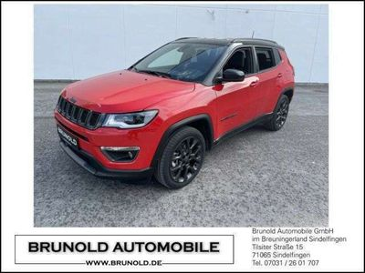 gebraucht Jeep Compass S PHEV S 4xe 240 PS