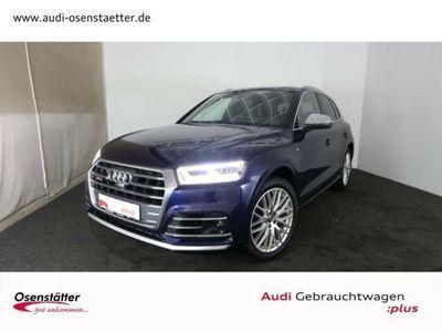 gebraucht Audi SQ5 3,0 TFSI qu/virtual/Pano/Navi+/ACC/AHK